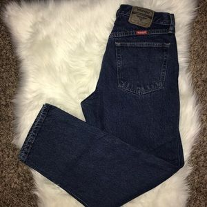 Wrangler relaxed fit jeans 32x30